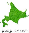 北海道地図 22181598