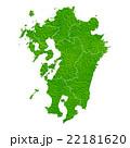九州地図 22181620