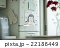 母の日 冷蔵庫 似顔絵の写真 22186449