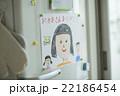 母の日 冷蔵庫 似顔絵の写真 22186454
