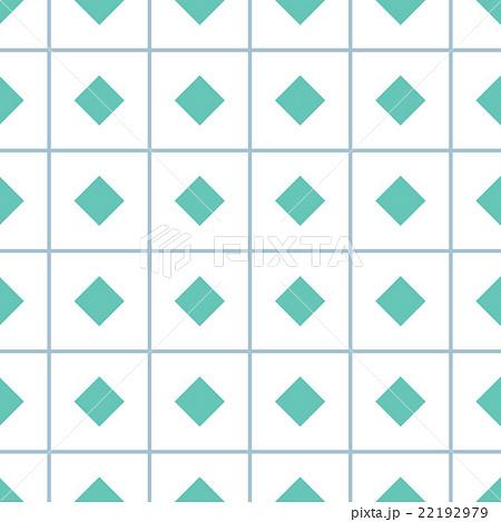 Rhomb Seamless Geometric Patternのイラスト素材 [22192979] - PIXTA