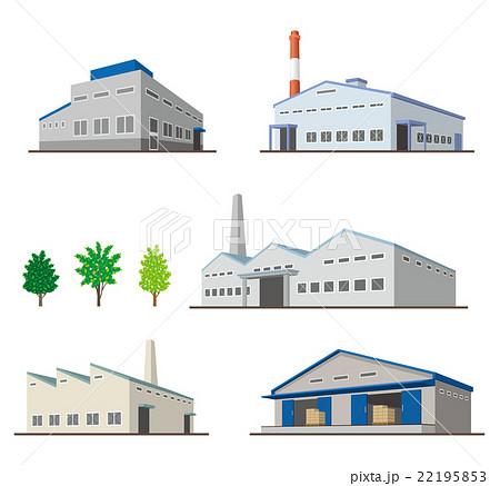 建物 / 立体図形 22195853