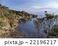 宮城県石巻市網地島の海 22196217