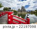 松本城 埋橋 22197098