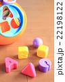 型はめパズルのおもちゃ 22198122