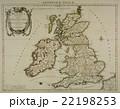 18世紀古地図「イギリス」 22198253