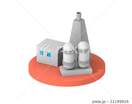 バイオマス発電のアイコンのイラスト素材 [22199926] - PIXTA