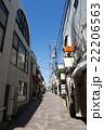 【東京都】自由が丘の街並み 22206563
