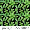 木の葉 葉 柄のイラスト 22208082