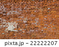 レンガ 煉瓦 壁の写真 22222207