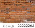 レンガ 煉瓦 壁の写真 22222208