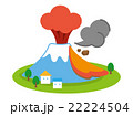 富士山噴火【災害・シリーズ】 22224504