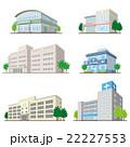 建物 / 立体図形 22227553