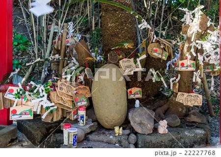 釜蓋神社の寿石 22227768