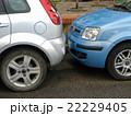 ヨーロッパの駐車風景 22229405