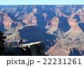 快晴のグランドキャニオンの絶景 アメリカ アリゾナ 22231261