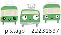 江ノ電 セット イラスト 22231597