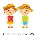 子供 男の子 女の子のイラスト 22232725