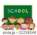 学校と子供達 22238348