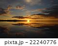 ウユニ塩湖の絶景 22240776