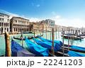 ゴンドラ イタリア風 イタリアの写真 22241203