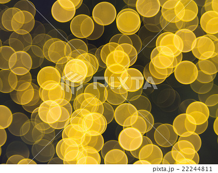 Bokeh light of christmas tree 22244811