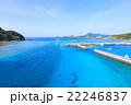 阿嘉島 海 風景の写真 22246837