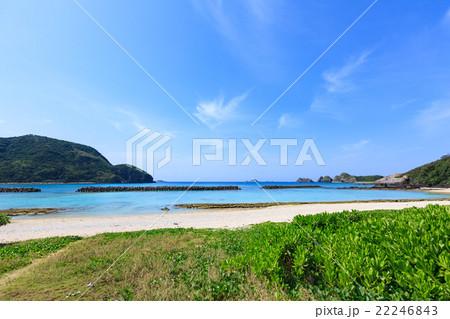 前浜ビーチ 阿嘉島 22246843
