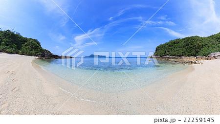 ヒズシビーチ 阿嘉島 22259145
