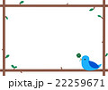 小鳥フレーム 22259671