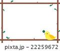 小鳥フレーム 22259672