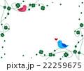 小鳥フレーム 22259675