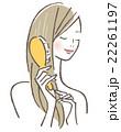 女性 ベクター 美容のイラスト 22261197