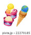 アイスクリーム 22270185
