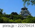 大阪城 建物 天守閣の写真 22270414