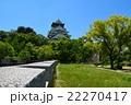 大阪城 建物 天守閣の写真 22270417