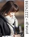 カメラ女子 22274598