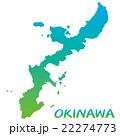 沖縄県 地図 22274773