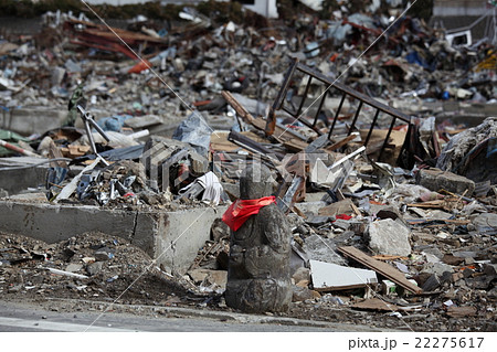 東日本大震災, 津波被害 の写真...
