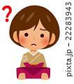 贈答品で悩む女性 22283943
