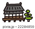 日本家屋(イラストマップ) 22284850