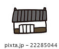 家・公民館・施設(イラストマップ) 22285044