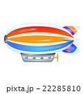 飛行船 22285810