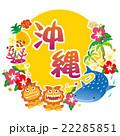 沖縄素材 アイコン ロゴ 22285851