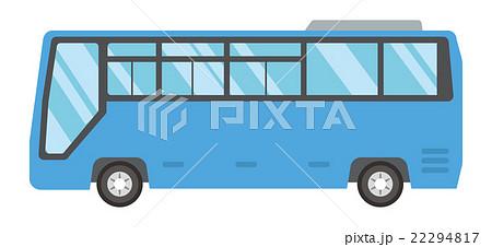 バス【乗り物・シリーズ】 22294817