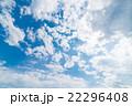 空と雲 22296408