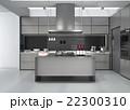 インテリア キッチン 台所のイラスト 22300310