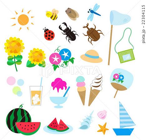 「夏休み イラスト」の画像検索結果