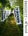 杉本寺 寺 階段の写真 22305098