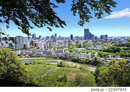 青葉山公園 仙台市内を俯瞰 22307945